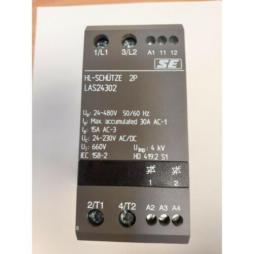 Schrack Szilárdtest relé 24-480V 2 pólusú