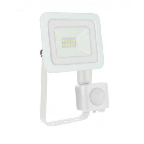 NOCTIS LUX 2 SMD 230V 10W IP44 NW fehér LED reflektor+mozg.érz