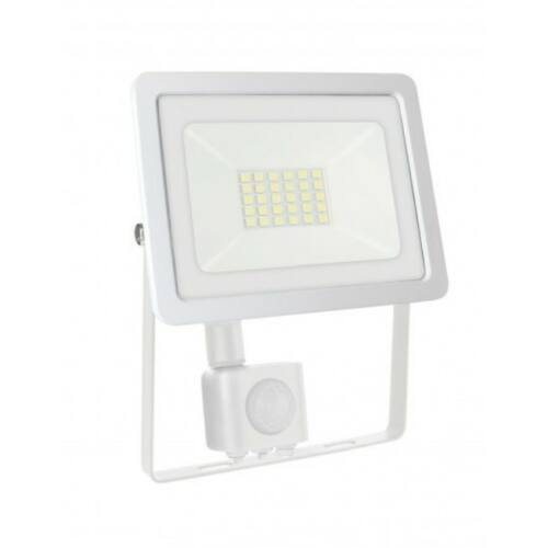 NOCTIS LUX 2 SMD 230V 20W IP44 NW fehér LED reflektor+mozg.érz.