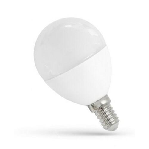 LED izzó E14 7W 4000K kisgömb