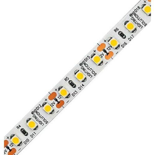 LED szalag SMD 3528 60LED/m 4000K 400lm 4,8W/m IP20 12V