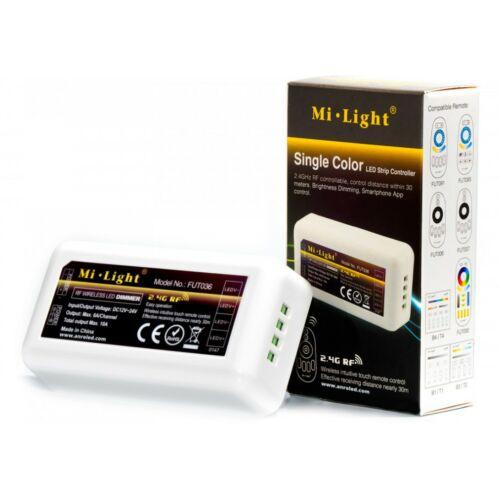 2,4G MiLight 4 zónás egyszínű fényerőszabályzó