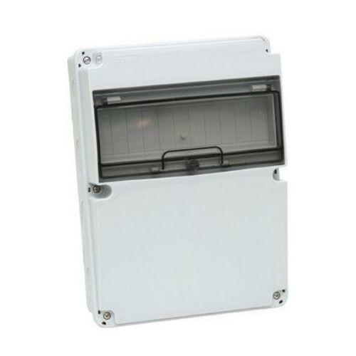 TP Electric 3320-000-0000 Üres ipari doboz 11 modul szerelvényezhető 220x300mm IP67