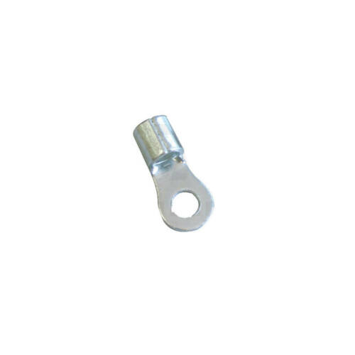 Tracon SZ4-5 Ónozott szemes csősaru 4mm2 M5