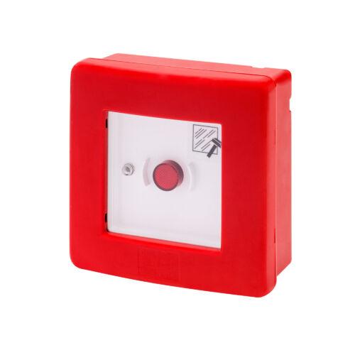 Tűzvédelmi beütő IP55