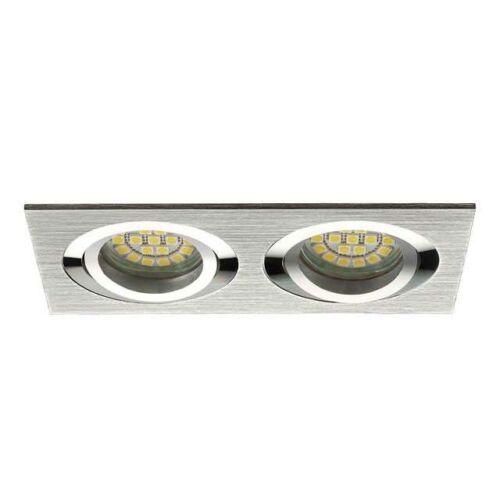 Kanlux 18282 Seidy beépíthető Kanlux lámpa, billenthető 2-es, 2x50W