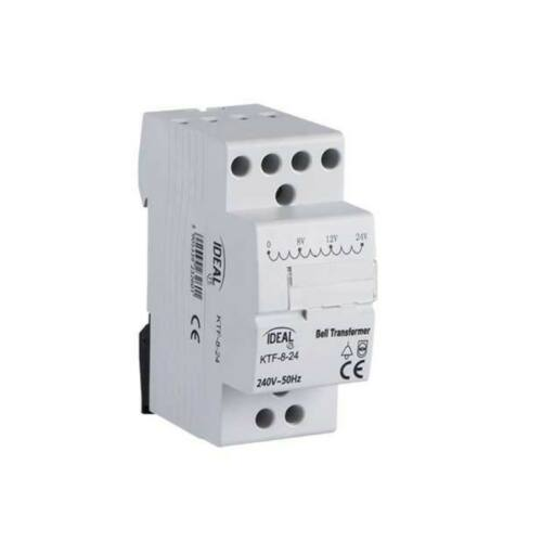 Kanlux 23260 KTF-8-24 csengő trafó TS 35 sínre szerelhető