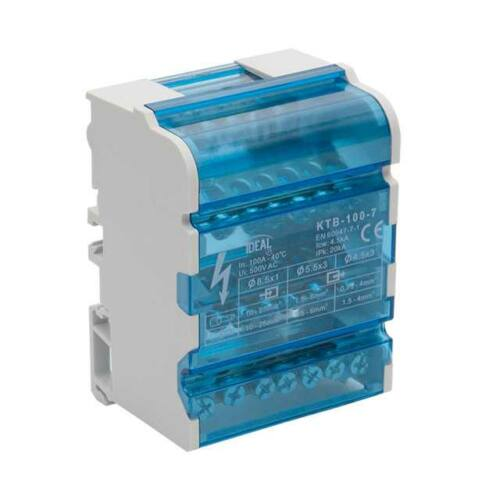 Kanlux 23330 KTB-100-7 elosztó blokk