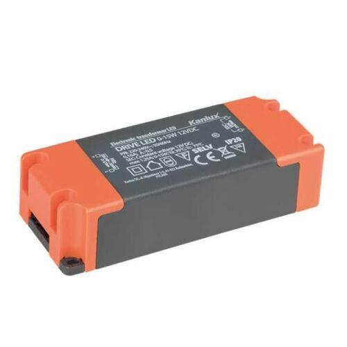 Kanlux 23860 DRIVE LED 0-15W 12VDC tápegység