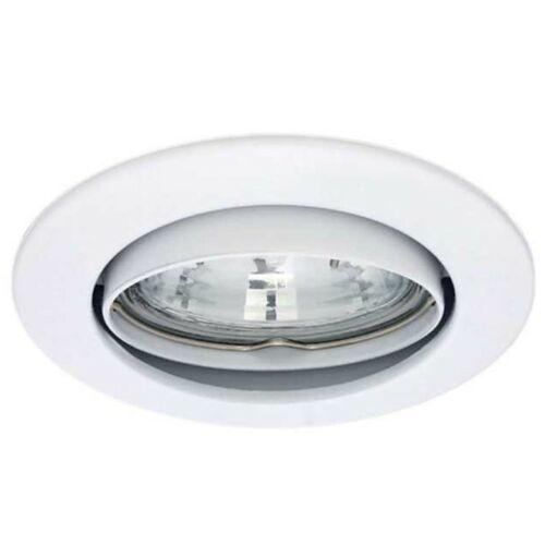 Kanlux 2780 CTC-5515-W 12V MR16 spot kerek fehér billenthető