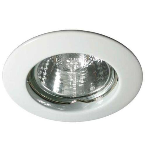 Kanlux 2790 CTC-5514-W 12V MR16 spot kerek fehér fix
