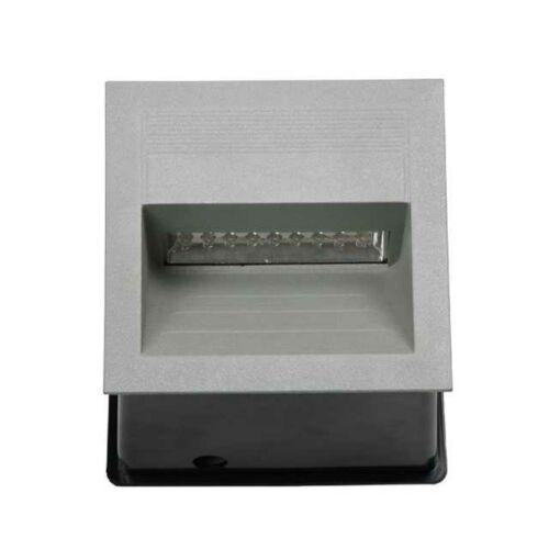 Kanlux 4684 Lépcsővilágító lámpatest LICA LED-J04/A 18Led  4,5W IP65