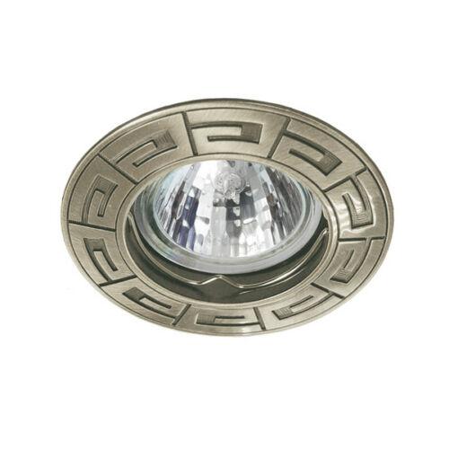 Kanlux 4685 RODOS CT-DS09-AB beépíthető spot lámpa patinált réz fix