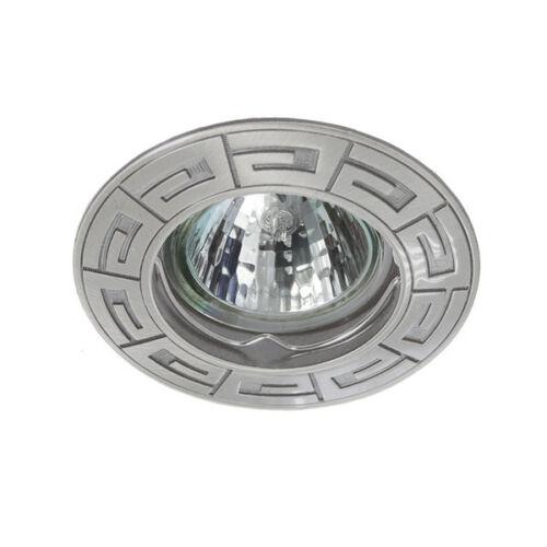 Kanlux 4687 RODOS CT-DS09-SN beépíthető spot lámpa szatén nikkel fix