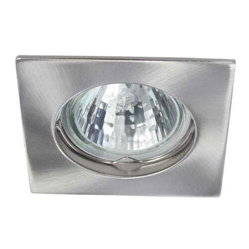 Kanlux 4695 CTX-DS10-SN beépíthető lámpatest fix matt króm (szatén nikkel)