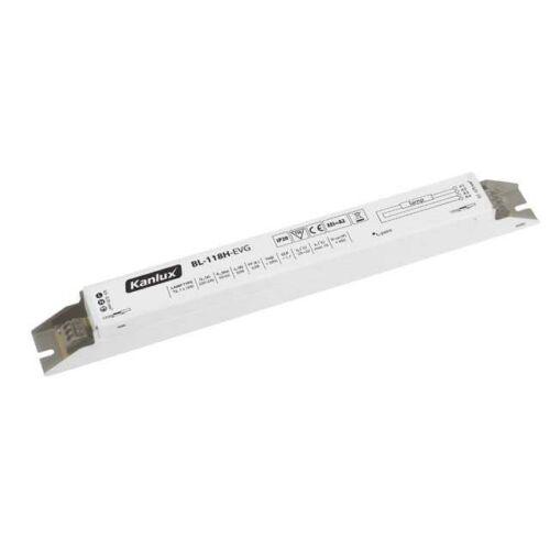 Kanlux 70480 BL-118H-EVG előtét