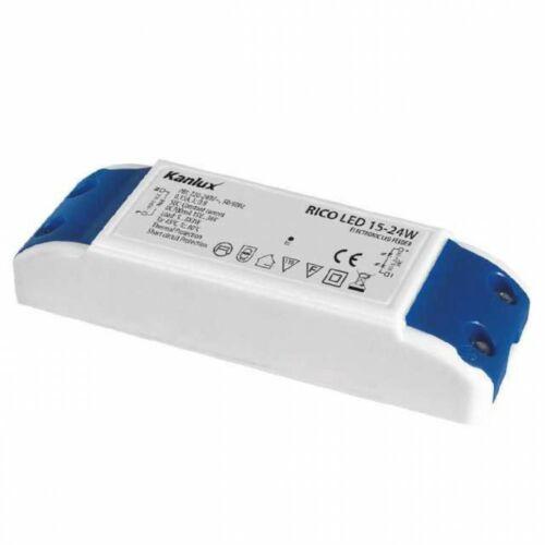 Kanlux 7301 RICO LED működtető POWERLEDhez 15-24W