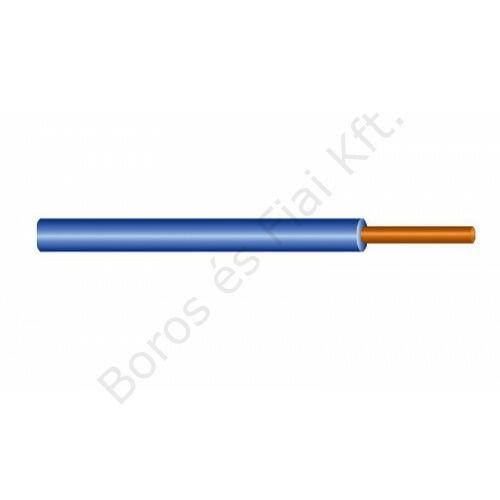 V-MCU-H07V-U 1x1,5mm2 Kék vezeték