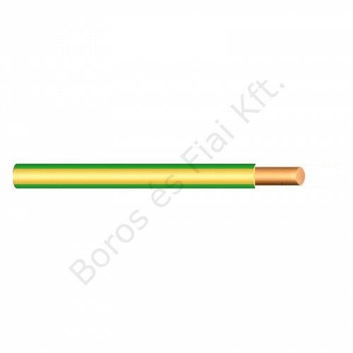 V-MCU-H07V-U 1x2,5mm2 zöld sárga