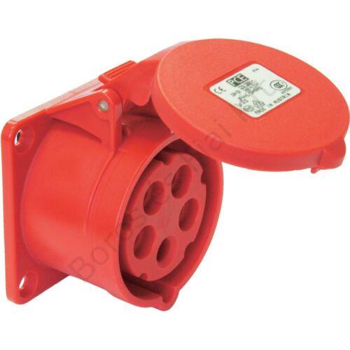 Ipari csatlakozó PCE 315-6 beépített dugalj 16A/5P/400V