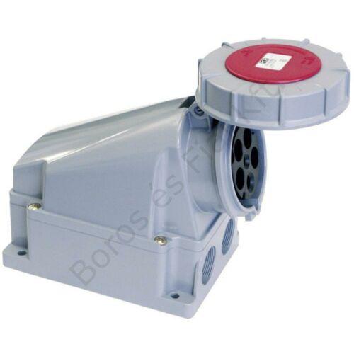 Ipari csatlakozó PCE 135-6 fali aljzat 63A/5P/400V