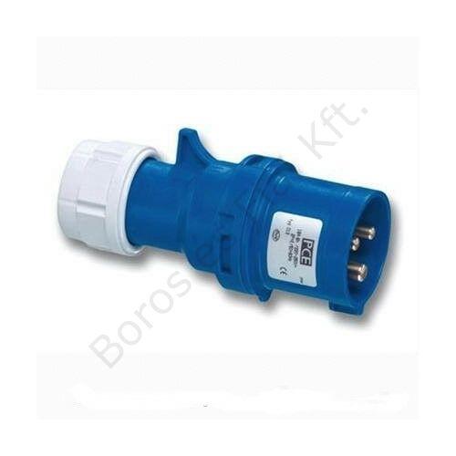Ipari csatlakozó PCE 013-6  lengő villa 16A/3P/230V