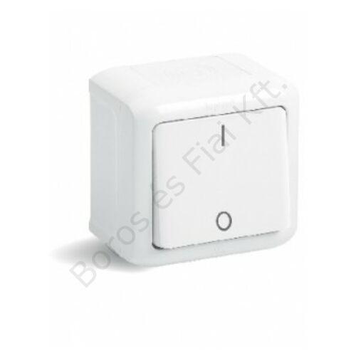 Legrand Forix IP44 falon kívüli keresztkapcsoló 10 AX - 250 V~ fehér